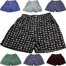 NEW Elephant Thai Silk Blend Boxer Shorts 1,3 pcs /Men's Underwear Sleepwear Lot