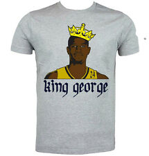 """Paul George Indiana Pacers """"King George"""" T-shirt shirt jersey Iphone"""