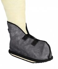 DELUXE POST-OP SHOE/ BOOT CLOSED TOE WEATHERPROOF ALL SIZES!! CAST BOOT