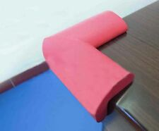 4 x BABY SAFETY CORNER PROTECTION - DESK TABLE FURNITURE EDGE COVER PROTECTOR
