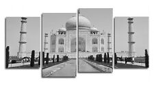 Taj Mahal Canvas Print Indian 5 Art Picture Cityscape Wall Hanging CIT34M