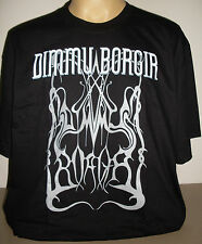 Dimmu Borgir Black Metal Band T-Shirt Size M L XL 2XL 3XL new!