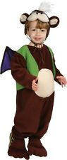 Flying Monkey of Oz Wizard Brown Animal Dress Up Halloween Toddler Child Costume
