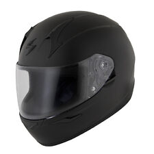 **Fast Shipping** Scorpion EXO-R410 (Matte Black ) Motorcycle Helmet