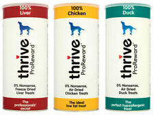 Pet project Thrive ProReward 100% Dog Treats 60g Tube