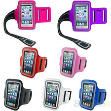 7 Color Durable Light Running Sports GYM Armband Case For Apple iPhone 5 5G B13U