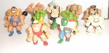 monster in my pocket Series Wrestlers action force figure sets toys