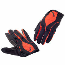 Eigo Full-finger Sports Cycling Gloves / Mitts  Road / Mountain Bike - Red