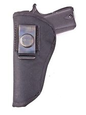 Colt M1911A1   Small of Back SOB IWB Conceal Nylon Holster. MADE IN USA