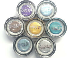 Maybelline Color Tattoo 24hr Eyeshadow Gel-Cream - 2 Colours Available.