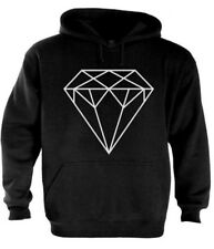 DIAMOND Hoodie Disobey OF WG Illest OWL GYM Wasted supply youth YOLO swag