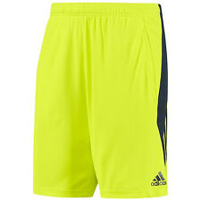 Men's Adidas Ultimate Swat Shorts Training Climalite Electricity Onix G86386 S-3