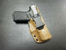 GUNNER's CUSTOM HOLSTERS IWB CCW Concealment Holster with FOMI clip NEW