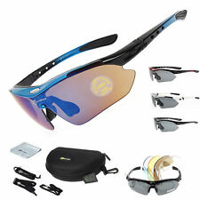 RockBros Polarized Cycling Sunglasses Outdoor Sport Glasses Goggles 100% UVA UVB