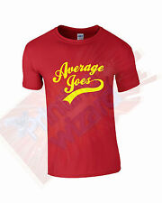 Dodgeball Average Joes T SHIRT TOP TSHIRT UNISEX MEN WOMEN FANCY DRESS COSTUME