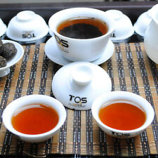 9Pcs Healthy Chinese Puerh Tea Puer Ripe Tea Pu-erh Cake Flavors Can Choose