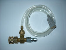 Pressure Washer Injector Hi-Draw 20% Soap / Chemical / HD Adjustable Injector
