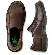 Streetcars shoes carrera Leather Slip On Pecan brown men's size 8 NEW