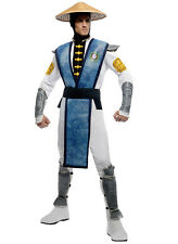 MEN'S MORTAL KOMBAT RAIDEN ADULT COSTUME -Standard;X-Large