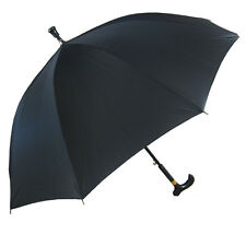 travel Walking Stick umbrella strong withstand wind/sun/rain umbrella Auto open