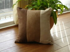 NEXT STYLE Super soft faux suede cushion covers