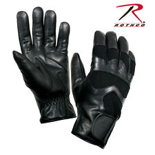 Rothcho 4480 BRAND NEW Black Leather Cold Weather Shooting Gloves