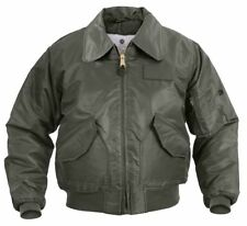 CWU-45P Flight Jacket Sage Green Rothco 7520