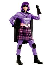Kick-Ass Movie Hit Girl Adult Womens Costume 679103 Cosplay CHEAP KickAss