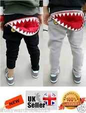 Trousers Big Mouth Boys Clothing Pants Sports Unisex Baby fit  2-6 years NEW!!!