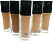 Maybelline  Fit Me Liquid Foundation- 3 Shades available.