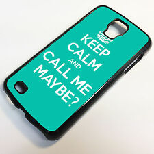 """Cover for Samsung Galaxy S4 Active  Call me Maybe  Carly Rae Jepsen Case """"7037"""