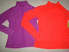 NWT GAY BODY Light or Dark Purple Workout Zipper Jacket - ALL sizes - $ 49.99