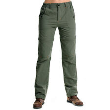 Women's Trouser Hiking Travel Quick Dry Trousers Outdoor Casual Detachable Pants