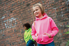 Awdis Kids Electric Hoodie All Colours & Sizes