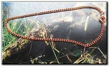 Solid Copper Anklet CA634G - 1/16 of an inch wide - Available in 8 to 11 inches