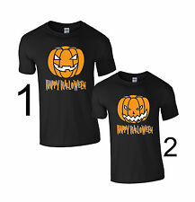 HALLOWEEN SCARY FUNNY T SHIRT TSHIRT MENS WOMENS GIFT  PRESENT BOYS GLOW IN DARK