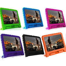 Children Kids Safe Shock Proof Foam EVA Handle Cover Case For Kindle Fire HD 7""
