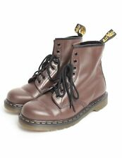Dr. Martens stivaletti 1460 Milled Smooth brown