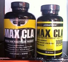Primaforce Max CLA 90 ct or 180 ct 1000mg Weight Loss Fat Burner NEW and SEALED