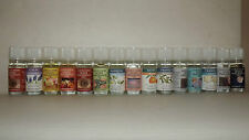 Yankee Candle Home Fragrance Warming Oil .33oz New! U Choose Scent Free Ship USA