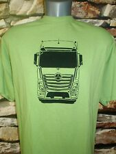 T-Shirt,LKW,MB,Actros MP4,Front