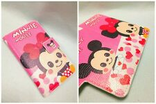 Mickey Wendy as Minnie mouse Leather Flip Case Cover For NOKIA MOBILE PHONE