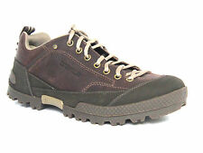 Caterpillar REZNOR Men's  Work and Casual Brown Leather Shoe US-9