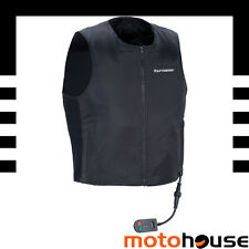 TOURMASTER SYNERGY 2.0 ELECTRIC HEATED MOTORCYCLE VEST LINER BLACK