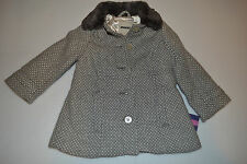 Girls  Infant Toddler  CHEROKEE Fashion Coat  SIZE 18M  or 2Tor 3T  NWT