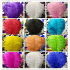 Wholesale,10-50pcs High Quality Natural OSTRICH FEATHERS 15-55cm/6-22'inch