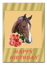 Birthday Card Personalised Any text name Special Best Wonderful Daughter Son 002