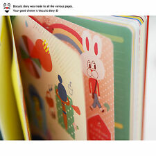 New Korean Fancy Staionery Biscuit v2 Diary / Planner