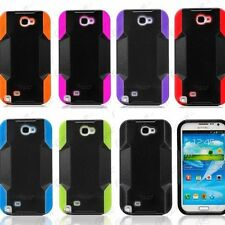 HOT!!! HYBRID HOLSTER BELT CLIP KICKSTAND CASE COVER FOR SAMSUNG GALAXY NOTE 2