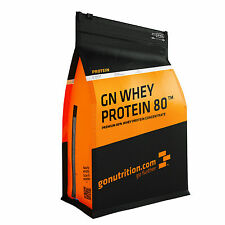 Whey Protein Powder Shake - GoNutrition - 500g, 1kg, 2kg - Free Scoop
